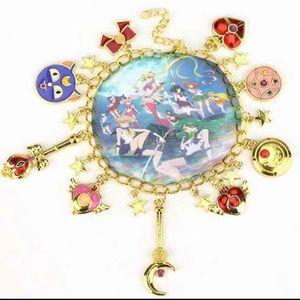 Jewelry - Brand New Sailor Moon Charm Bracelet